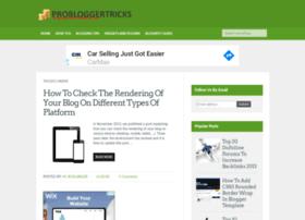probloggertricks.com