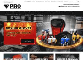 proboxingequipment.com