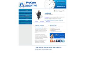 procareconsult.com