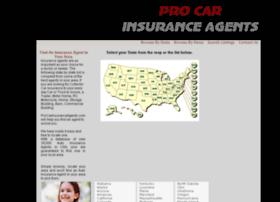 procarinsuranceagents.com