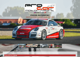 procarmotorsport.com