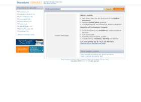 proceduresconsult.com