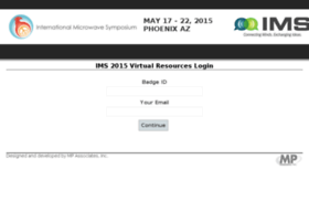 proceedings.ims2015.org