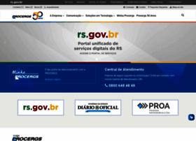 procergs.com.br