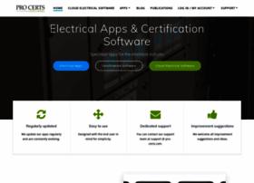 procertssoftware.com