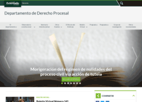 procesal.uexternado.edu.co