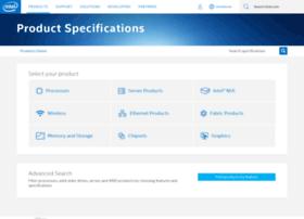 processorfinder.intel.com