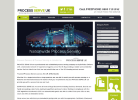 processserveuk.co.uk