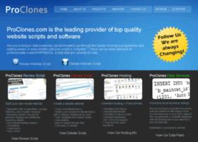 proclones.com