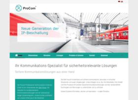 procomgmbh.de