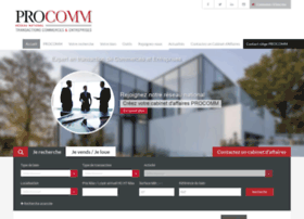 procomm.fr