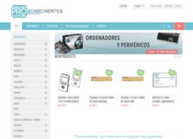 procomponentes.com