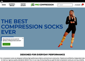 procompression.com