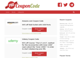 procouponcode.com