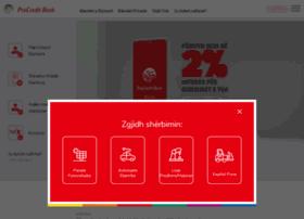 procreditbank.com.al