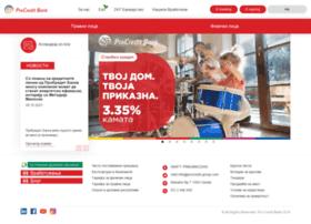 procreditbank.com.mk