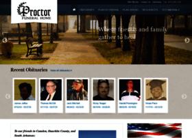 proctorfuneralhome.com