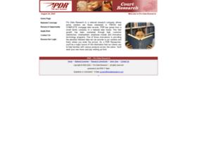 prodataresearch.com