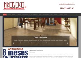 prodeko.com.mx