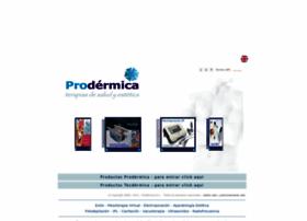 prodermica.com