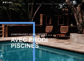 prodi-piscines.com