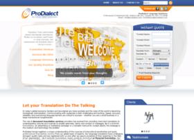 prodialect.com