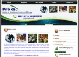 prodic.co.id