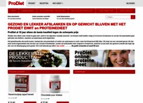 prodiet.nl