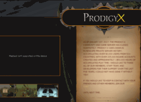 prodigy-x.com