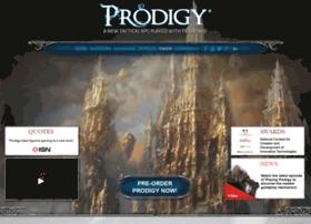 prodigythegame.com