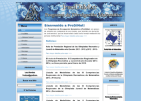 prodimat.org.ve
