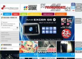 prodiscos.com