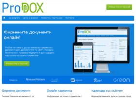 prodox.bg
