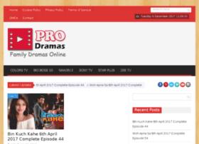 prodramas.com