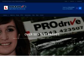 prodrivedrivingschool.co.uk
