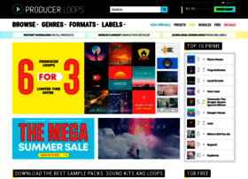 producerloops.com