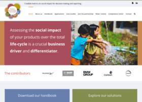 product-social-impact-assessment.com
