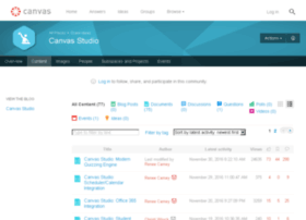 product.canvaslms.com