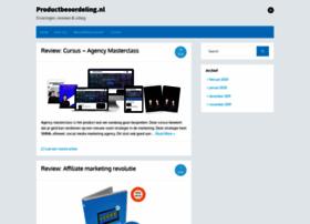 productbeoordeling.nl