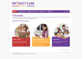 productcareclaims.com.au
