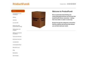 productfundi.co.za