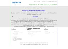 productinfo.e-travel.com