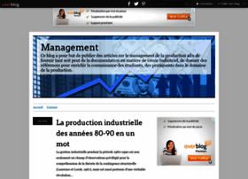 production-management.over-blog.com