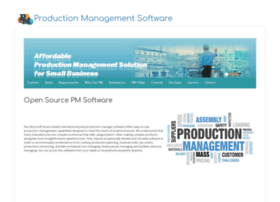 productionmanagersoftware.com