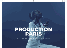 productionparis.com