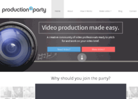 productionparty.com