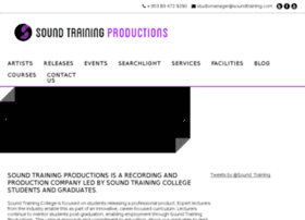 productions.soundtraining.com