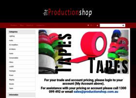 productionshop.com.au