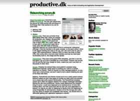 productive.dk
