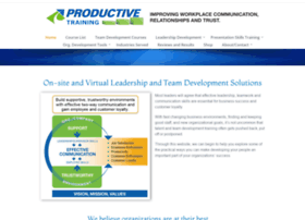 productivetraining.com
